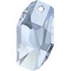 Swarovski Pendant 6673 Meteor 38mm Blue Shade Crystal
